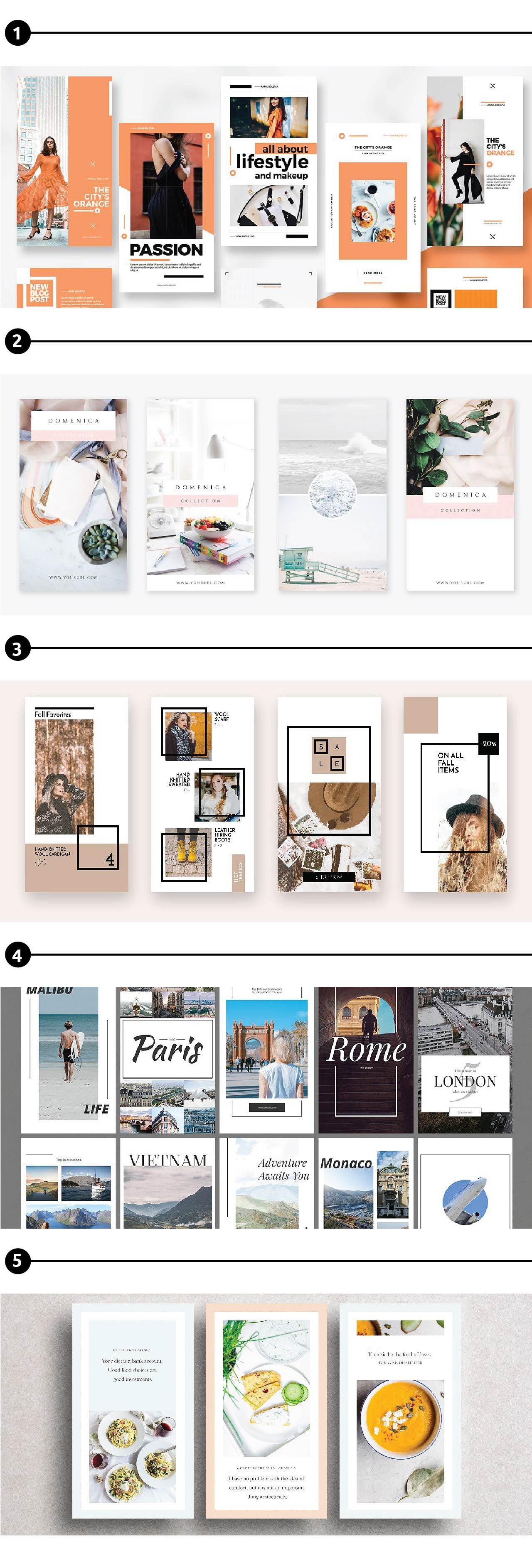 Crear Diseños Interesantes Para Historias En Instagram
