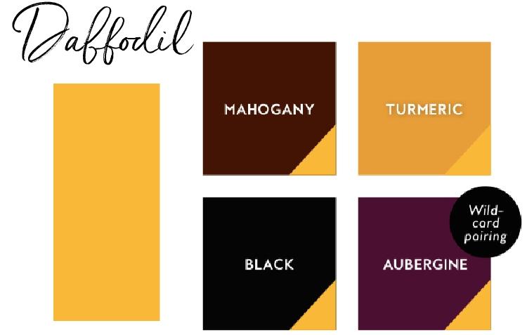 Estas son mis favoritos de InStyle de las combinaciones de colores para esta temporada. Te enseño como puedes aprovechar esta información en cualquier situación