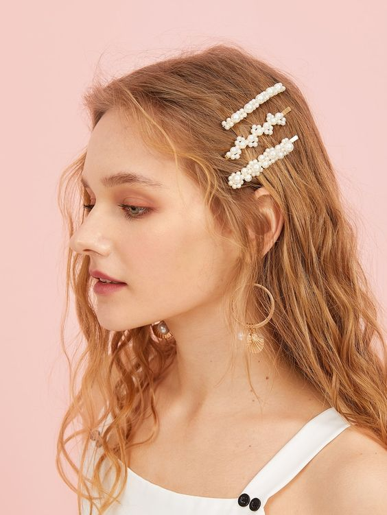 Spring Trend Hair Clips Ganchos De Pelo The Key Item