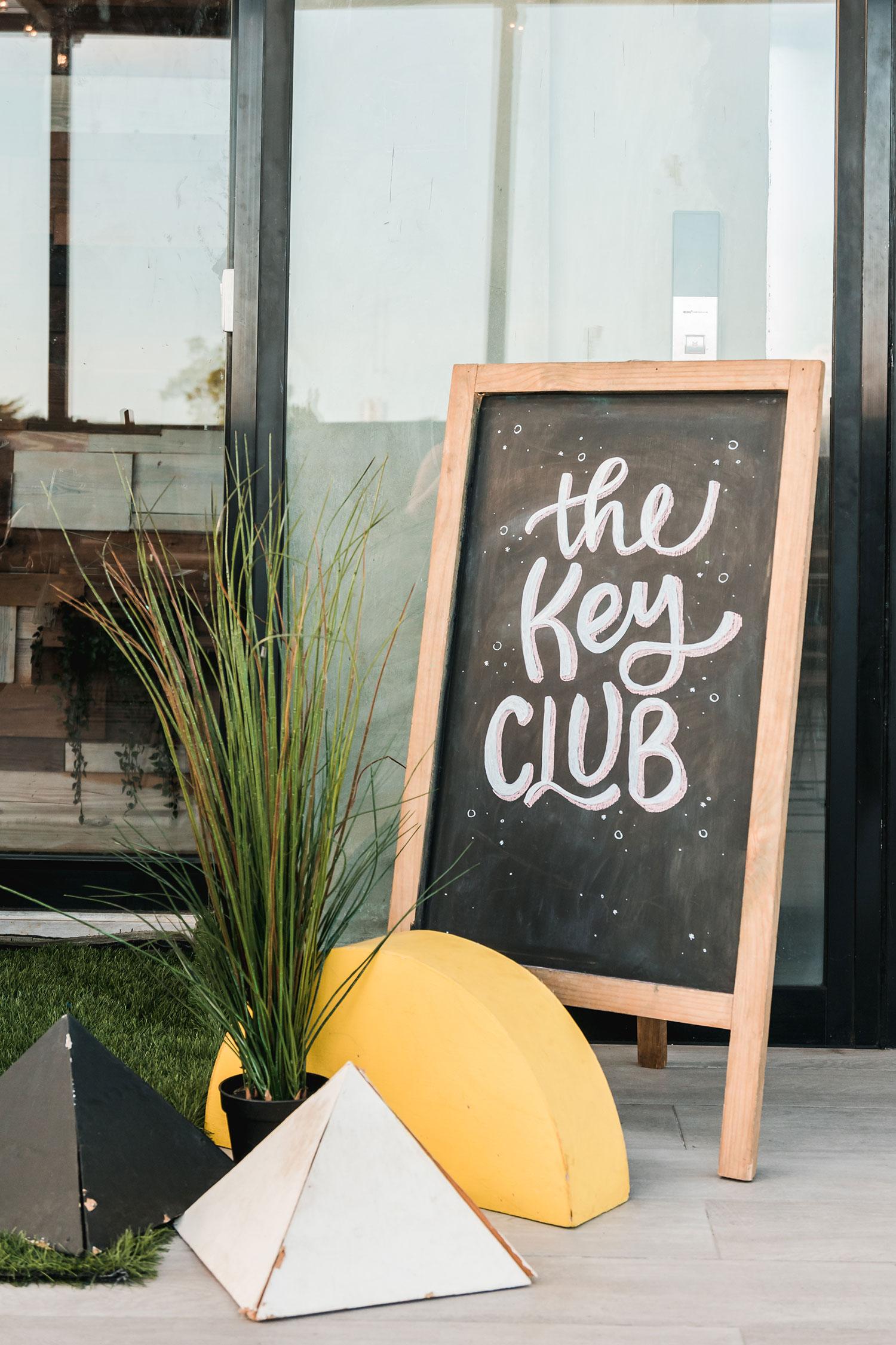 Te cuento cómo nace The Key Club, un recap de nuestra primera edición y todo lo que aprendí.