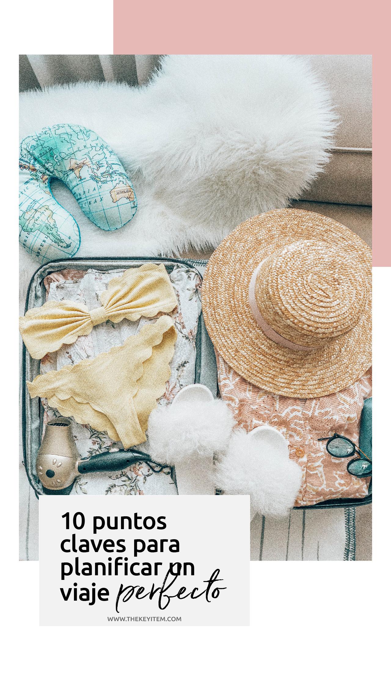 Planificar un viaje puede ser un poco abrumador y requerir de mucho tiempo, pero si no sabes por donde empezar estos tips son para tí.