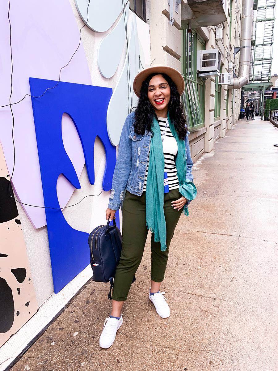 Te cuento como me fue a mi, en un viaje con un carry on por una semana, 10 piezas y tratando de verme fashionista.