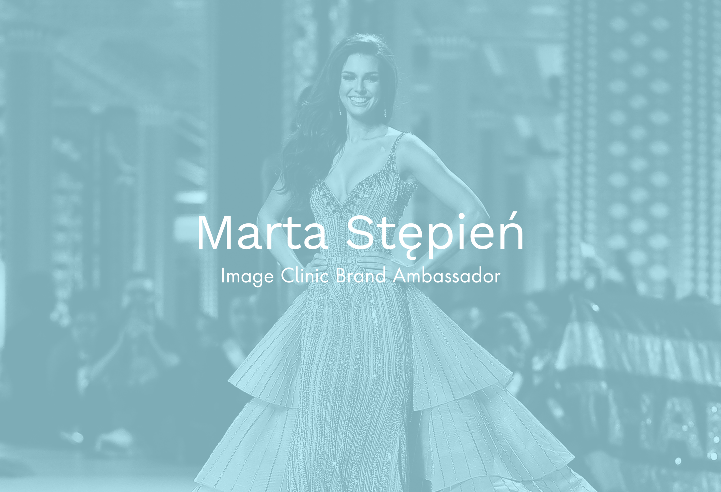 Marta Stępień at Miss Universe 2018, Top 10