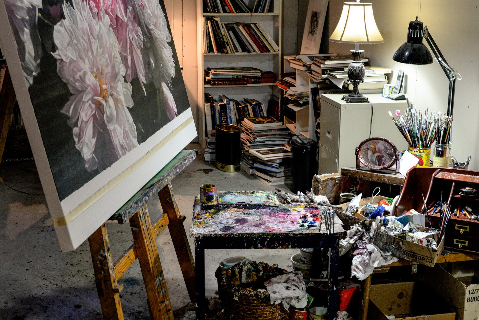 Robert Lemay studio