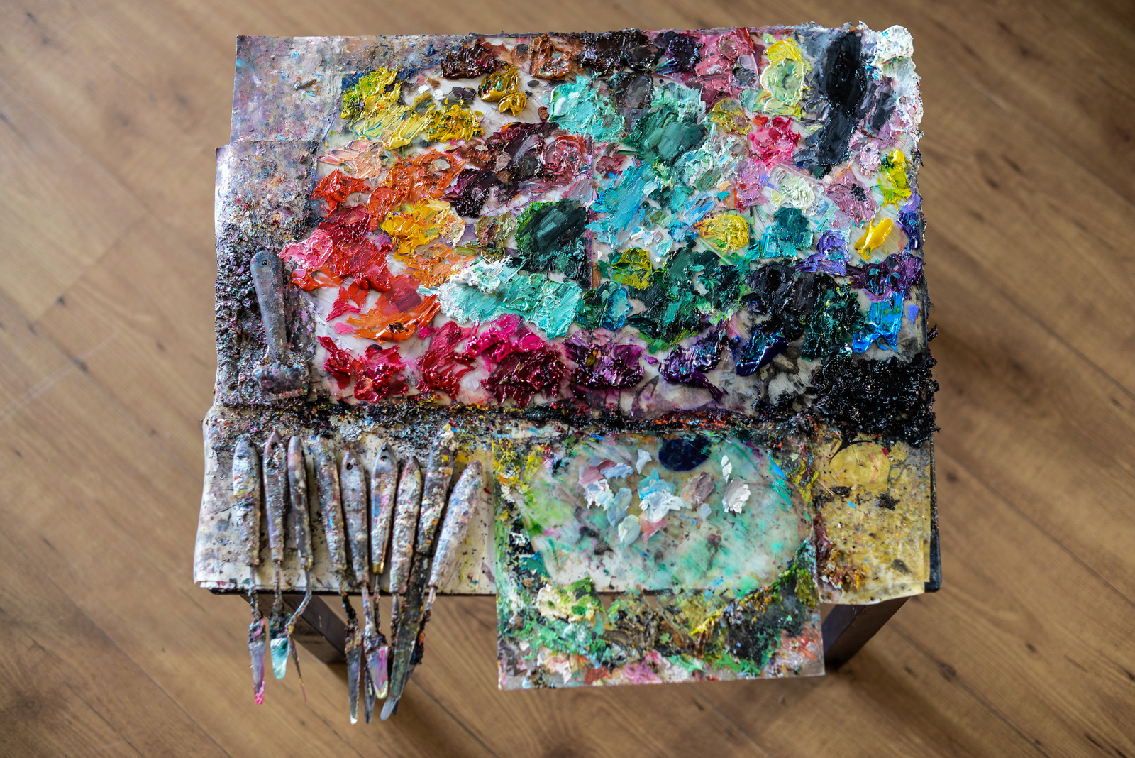 Lemay palette