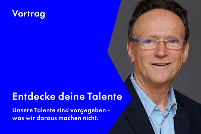 Astrologie-Vortrag Ernst Vöhringer Theatergalerie Neckartailfingen