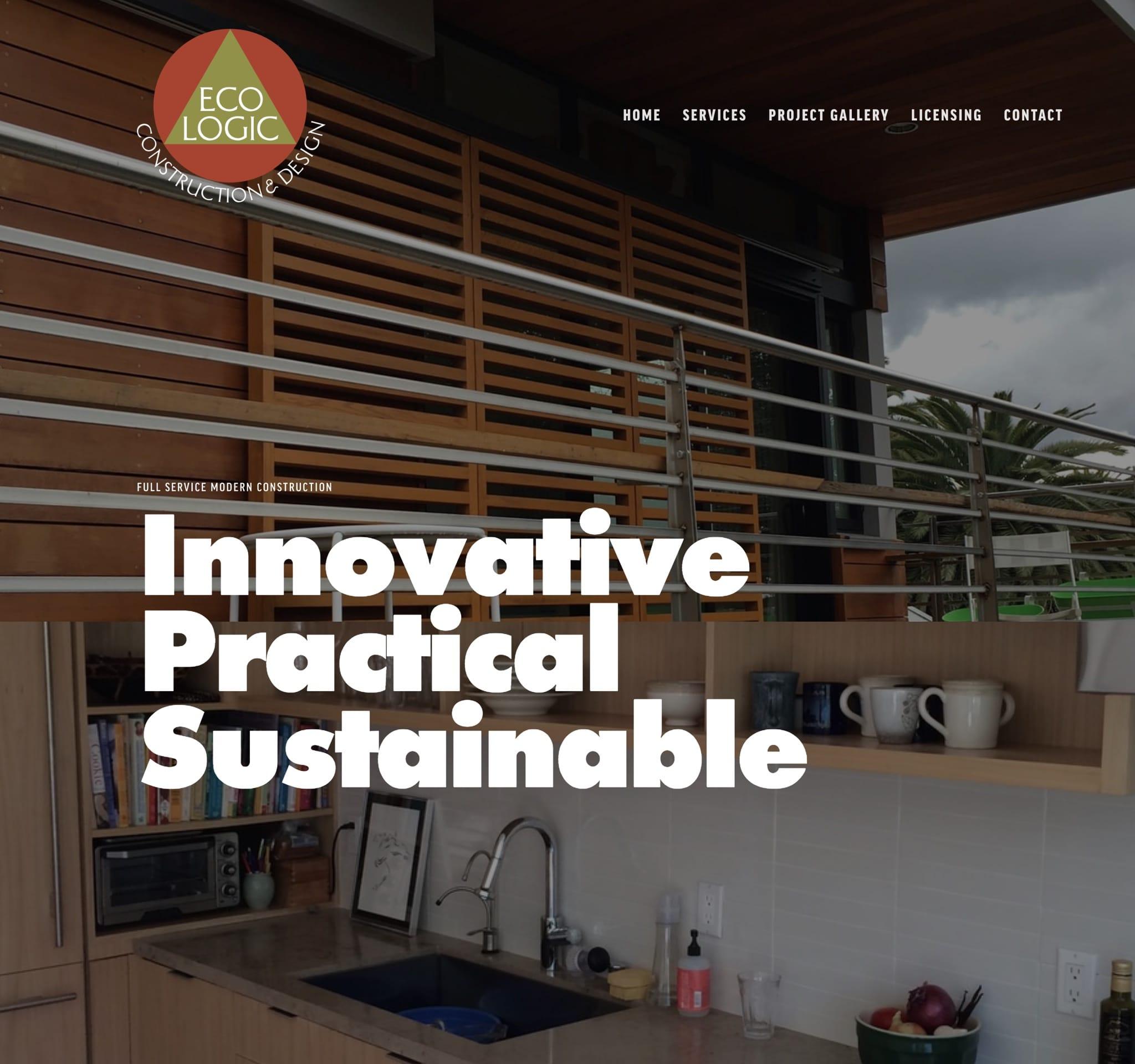 Ecologic Construction & Design