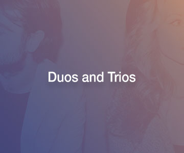 Duo and Trio Function Acts