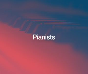 Solo Pianists | Live Music Acts
