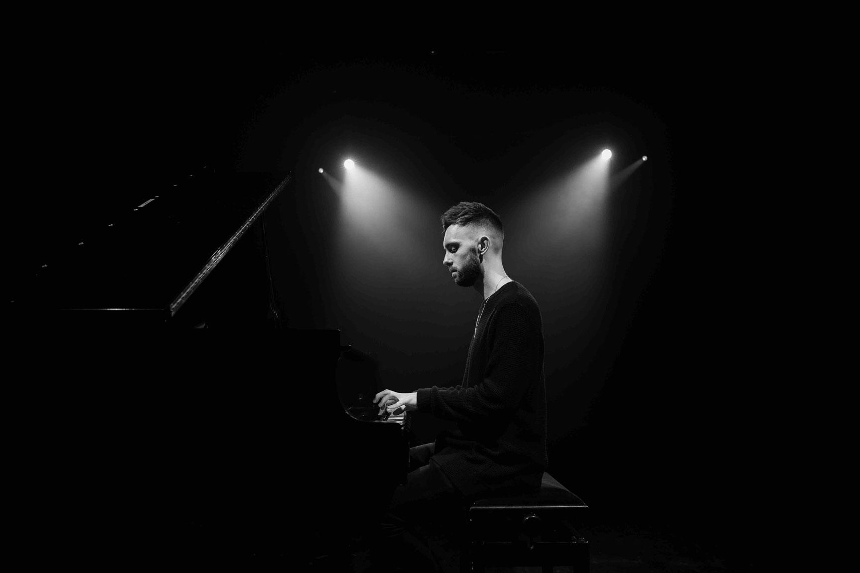 Lewis | Piano instrumentalist