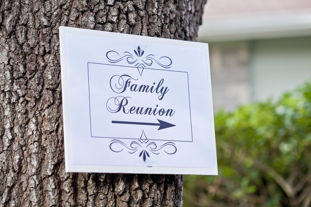 senior family reunion