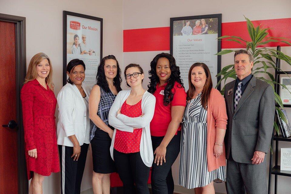 Home Care Assistance Oklahoma Staffs