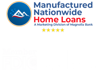Manufactured Nationwide Home Loans is the #1 Top Rated National® Home Loan Lender In All 50 States.