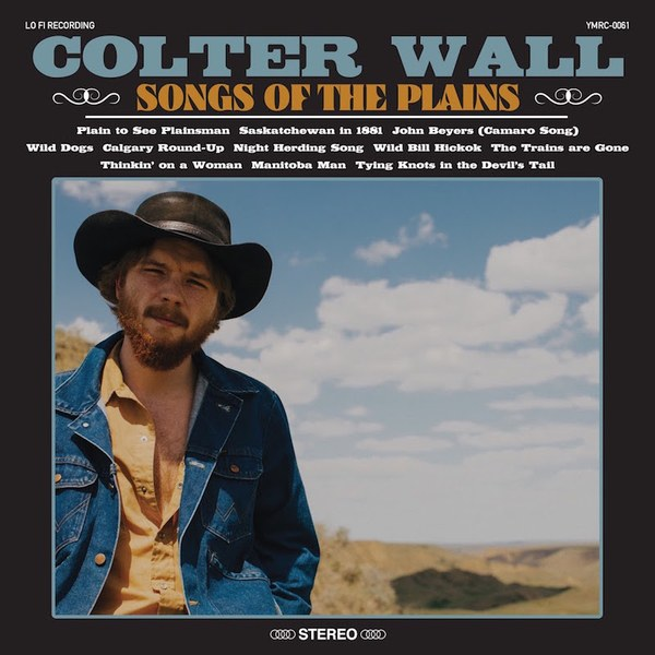 Colter Wall Songs of the Plains - No sophomore slump here. With Walls second major label release, his third overall, he seemed to hit his stride...though to be fair that does remain to be seen and only time will tell and all that other cliche jazz...with Songs…. Wall hired a band, the same band he brought on tour with him in support of his self-titled album from 2016, and took them into the studio. The result is a Canadian's take on Americana. Let us get that straight, this is a Canadian, like Canadian Canadian, and he felt that he could tame America's truest and purest form of music.Personal Note: This was my favorite album of 2018.