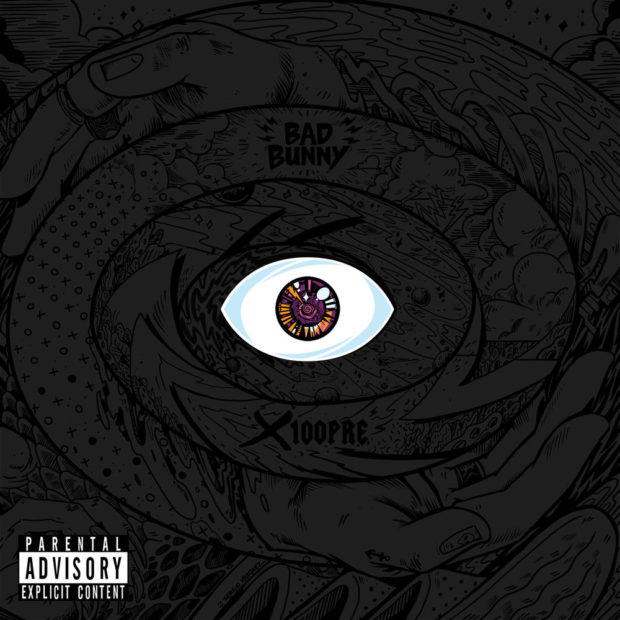 """#3 Bad Bunny - x100pre - Bad Bunny x100pre (Por Siempre) is an album that truly identifies what hip-hop and reggaeton should sound like when combined and I think one of the best Reggaeton debuts of 2018. While he experiments with other styles from pop/rock to bachata Bad Bunny is a chameleonic figure, adaptable to almost any style. Having support from Diplo and even Ricky Martin. However, it was the lead single """"Mia"""" featuring Drake and the Cardi B smash """"I Like it"""" that really shined some light on the name Bad Bunny. He is an artist that speaks for his country and is not afraid experiment with sound. Bad Bunny x100pre is the voice of young Puerto Rico."""