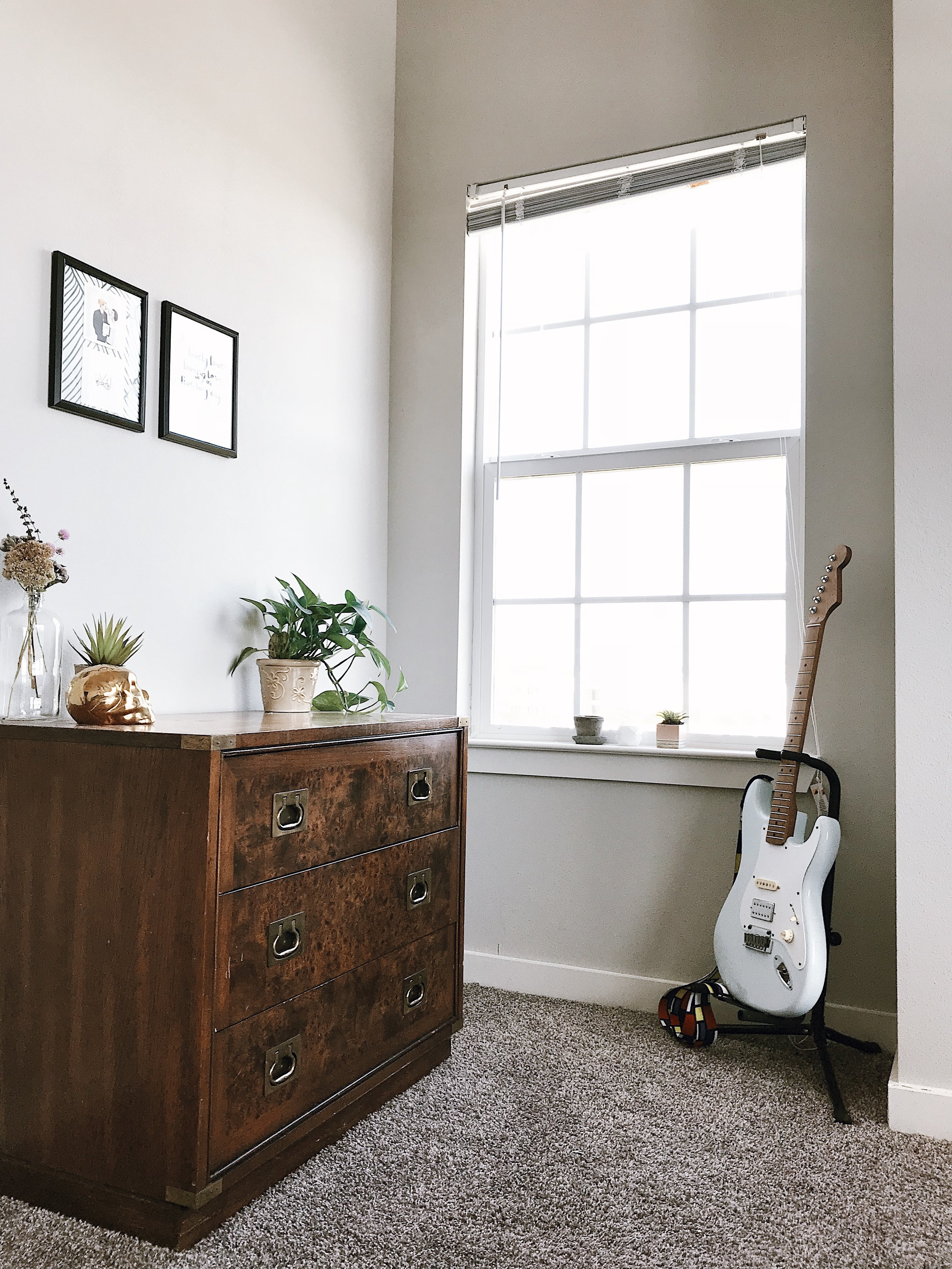 A MINIMAL BEDROOM TOUR - This Wild Home