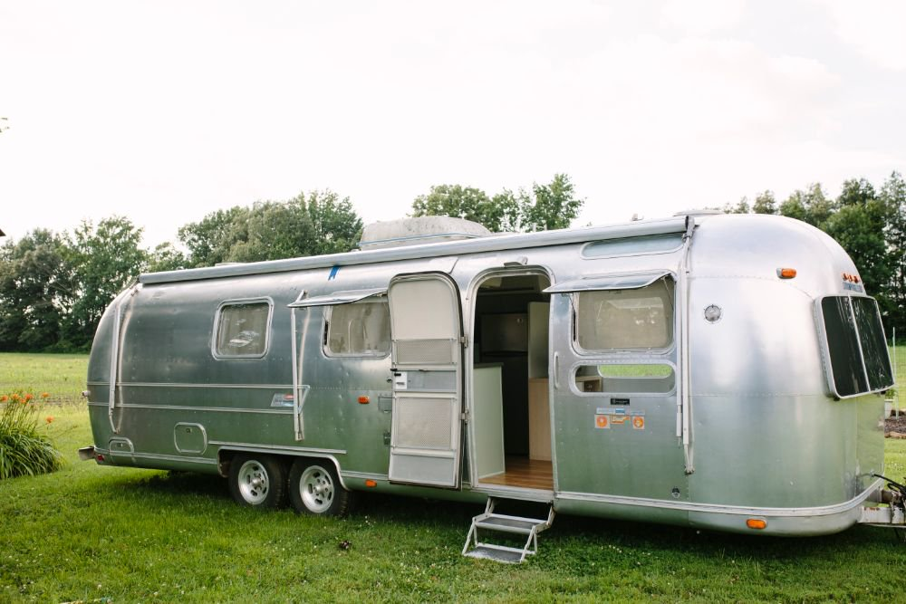 AIRSTREAM TOUR | before - This Wild Home