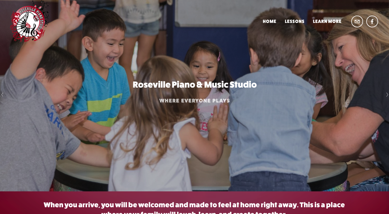 Roseville Piano Studio  in Roseville, CA