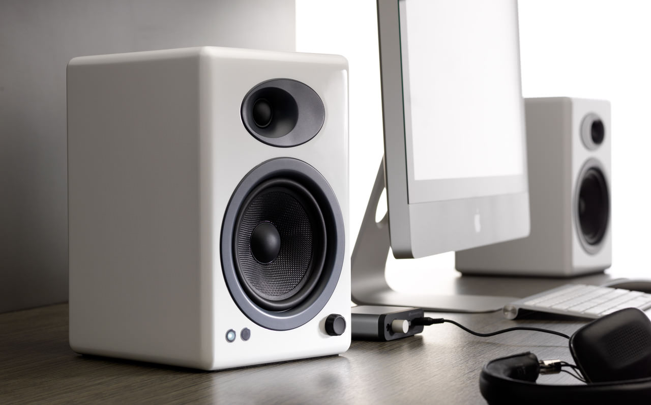 The Audioengine A5+ Wireless speakers are my favorite for lifelike sound.