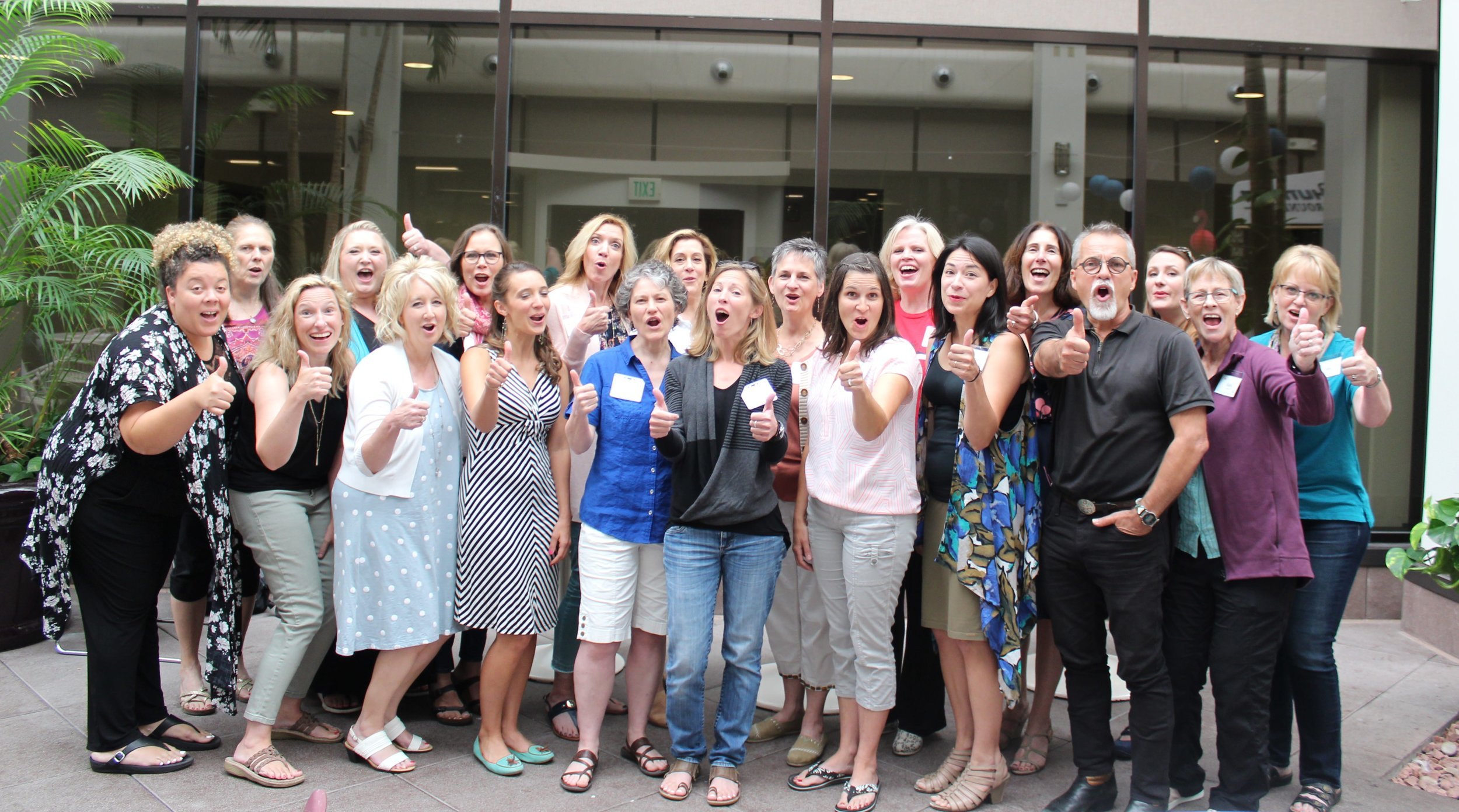 This year's 88 Creative Keys Workshop