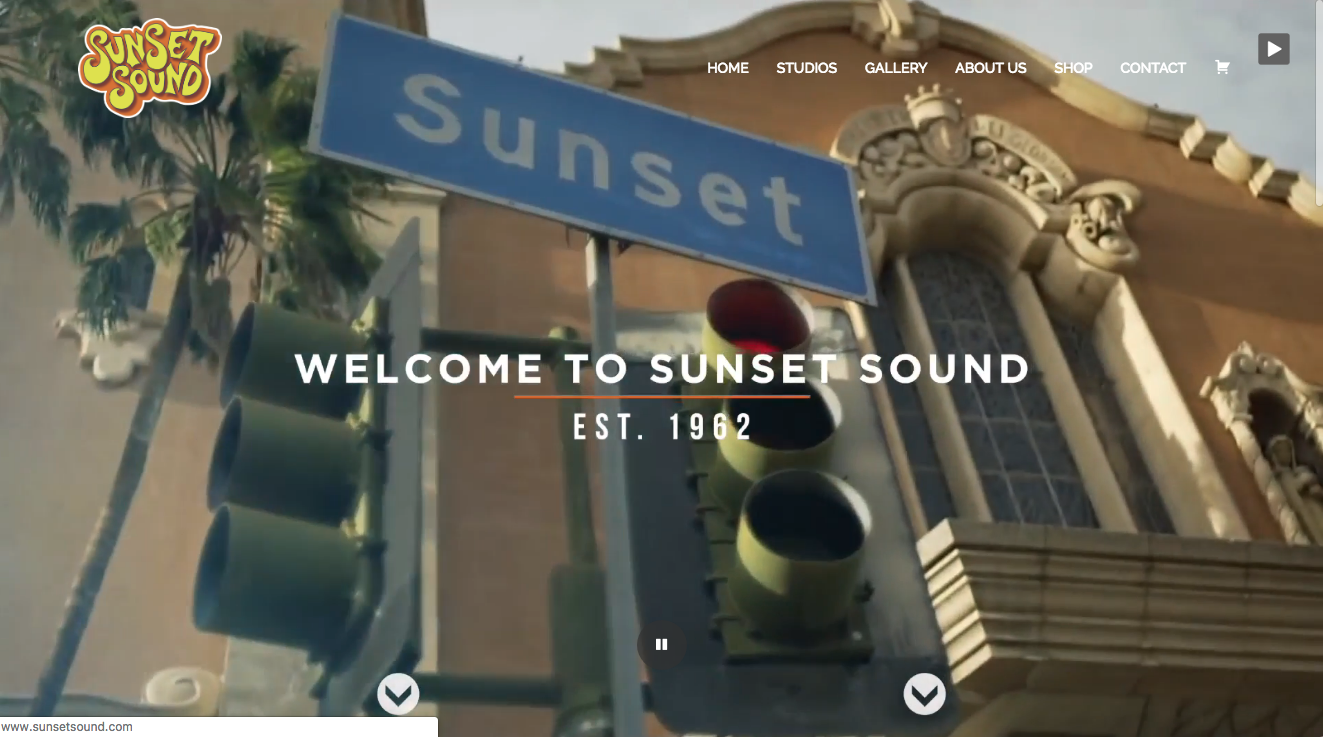 Sunset Sound Studios