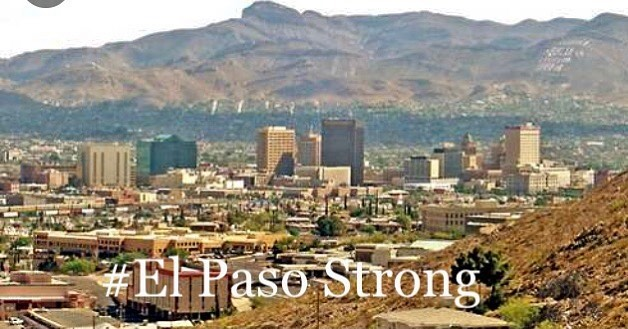 Our thoughts and prayers to our family and friends in the great city of @elpasofficial - a city we love and lived in for over 30 years!  #elpasostrong #prayers #family #stoptheviolence #elpasotx915 #rubiawines