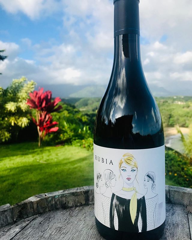 Early morning sun gazing in a @digitaltaxandwinefreezone  Russian River Valley @RubiaWines Chardonnay - No Butter No Tax!  #rubiawines #russianrivervalleychardonnay #wines #digitaltax #frenchwinetax #taxfreewinezone #cheers #salud #newwineproject #boutiquewines #cultwines