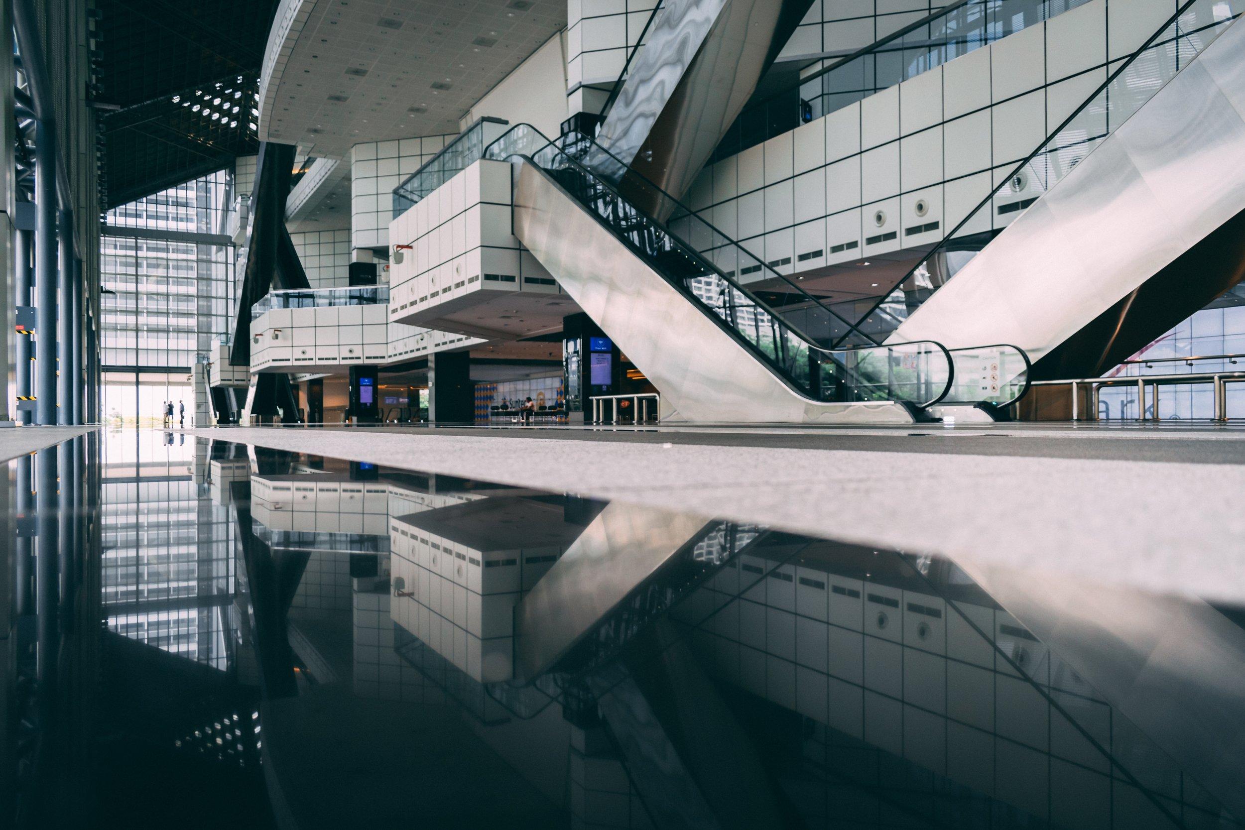 Convention & Exhibition Venues -