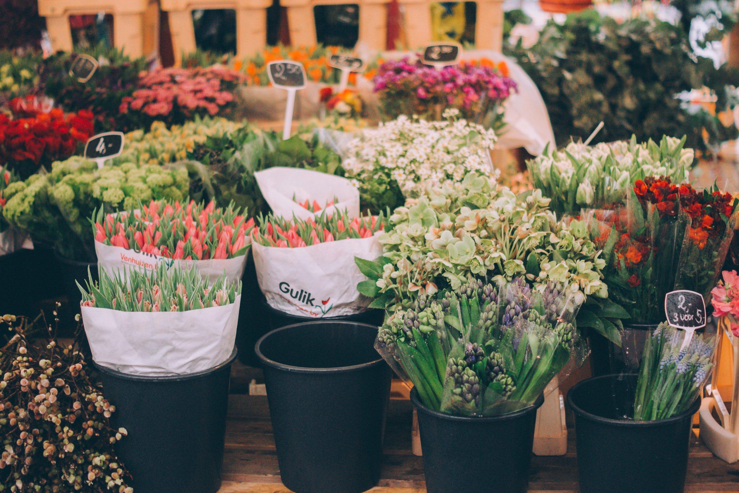 Floral Services -