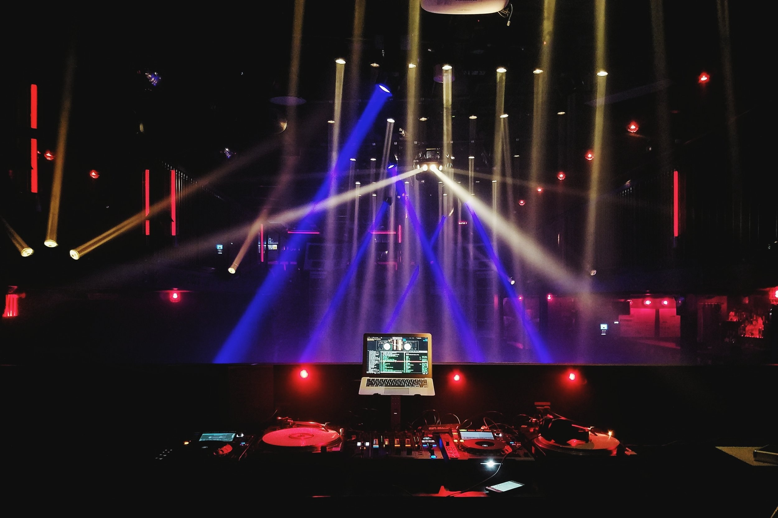 Event Production -