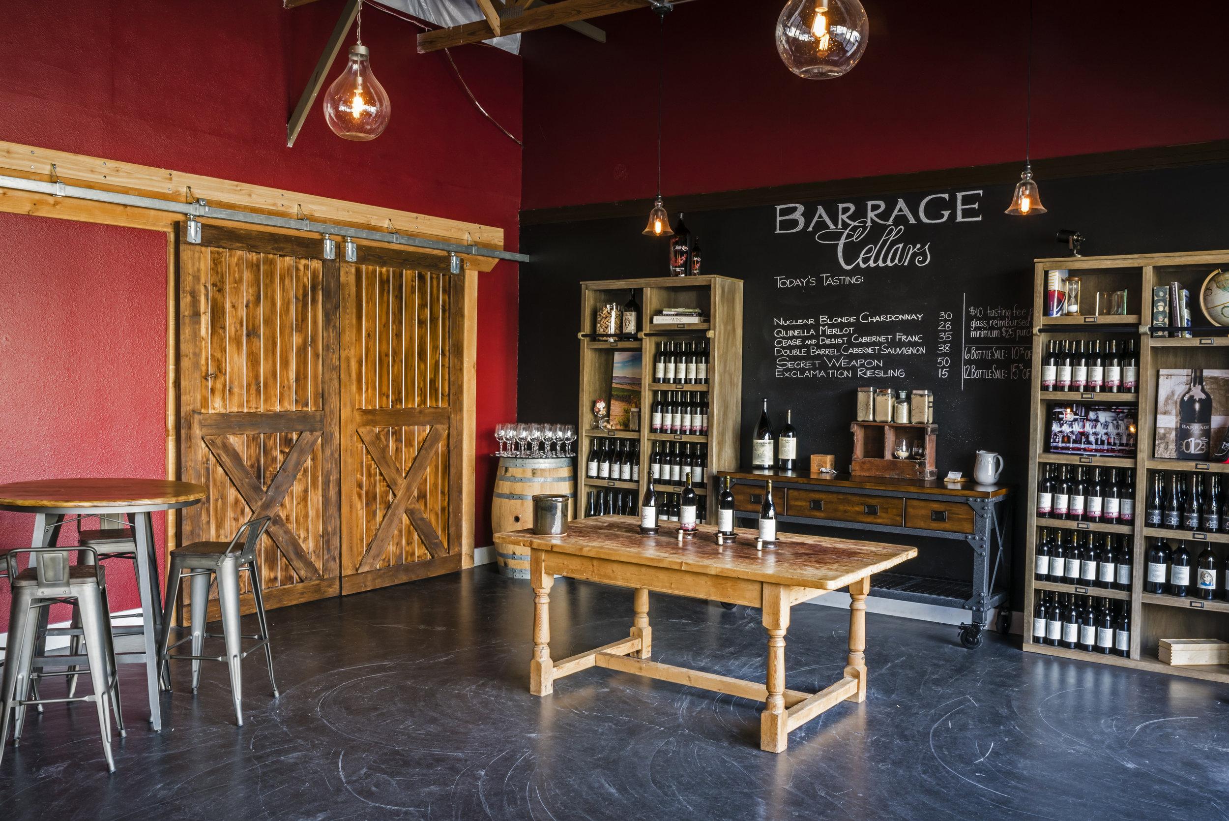 Barrage Cellars