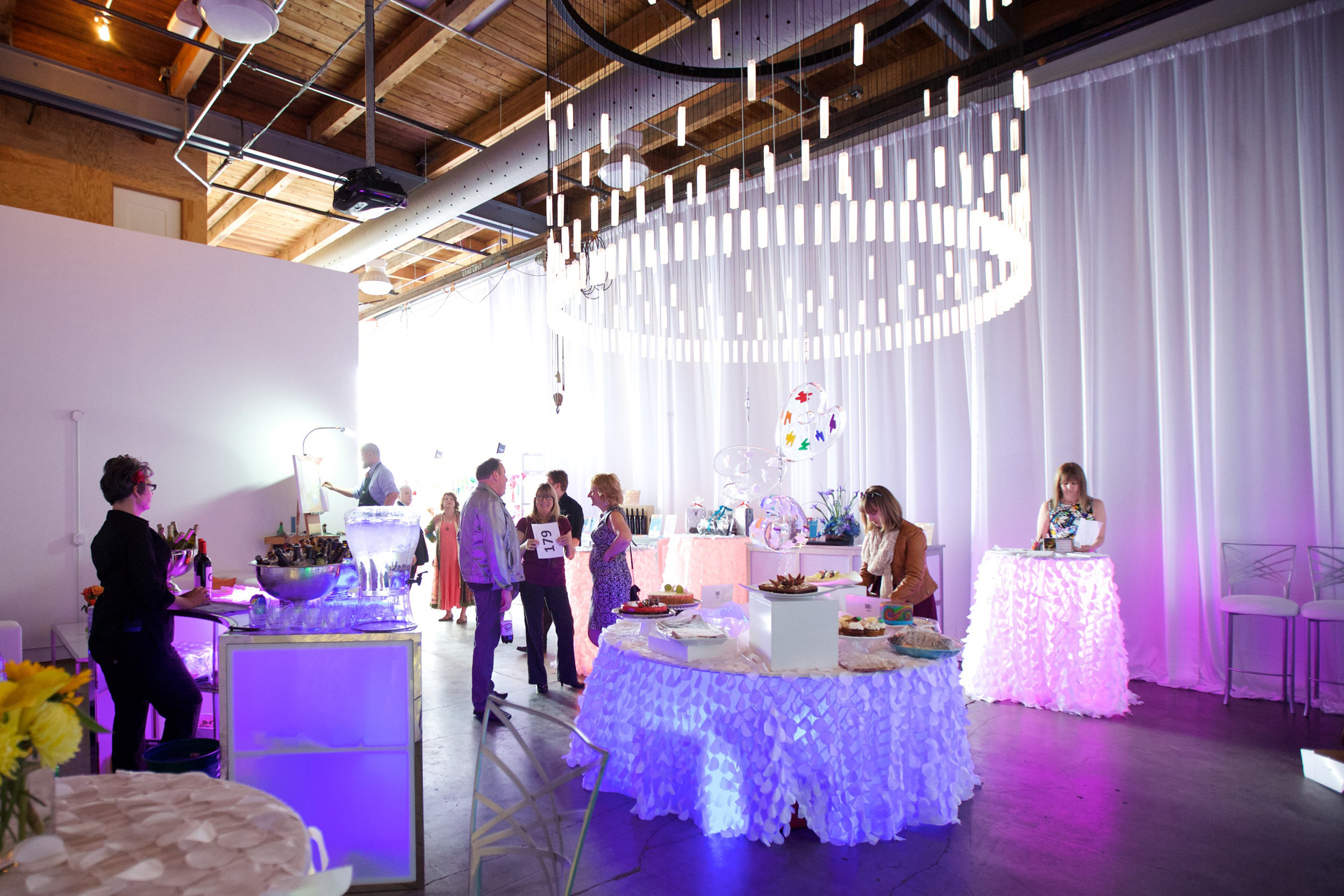 Canvas Event Space