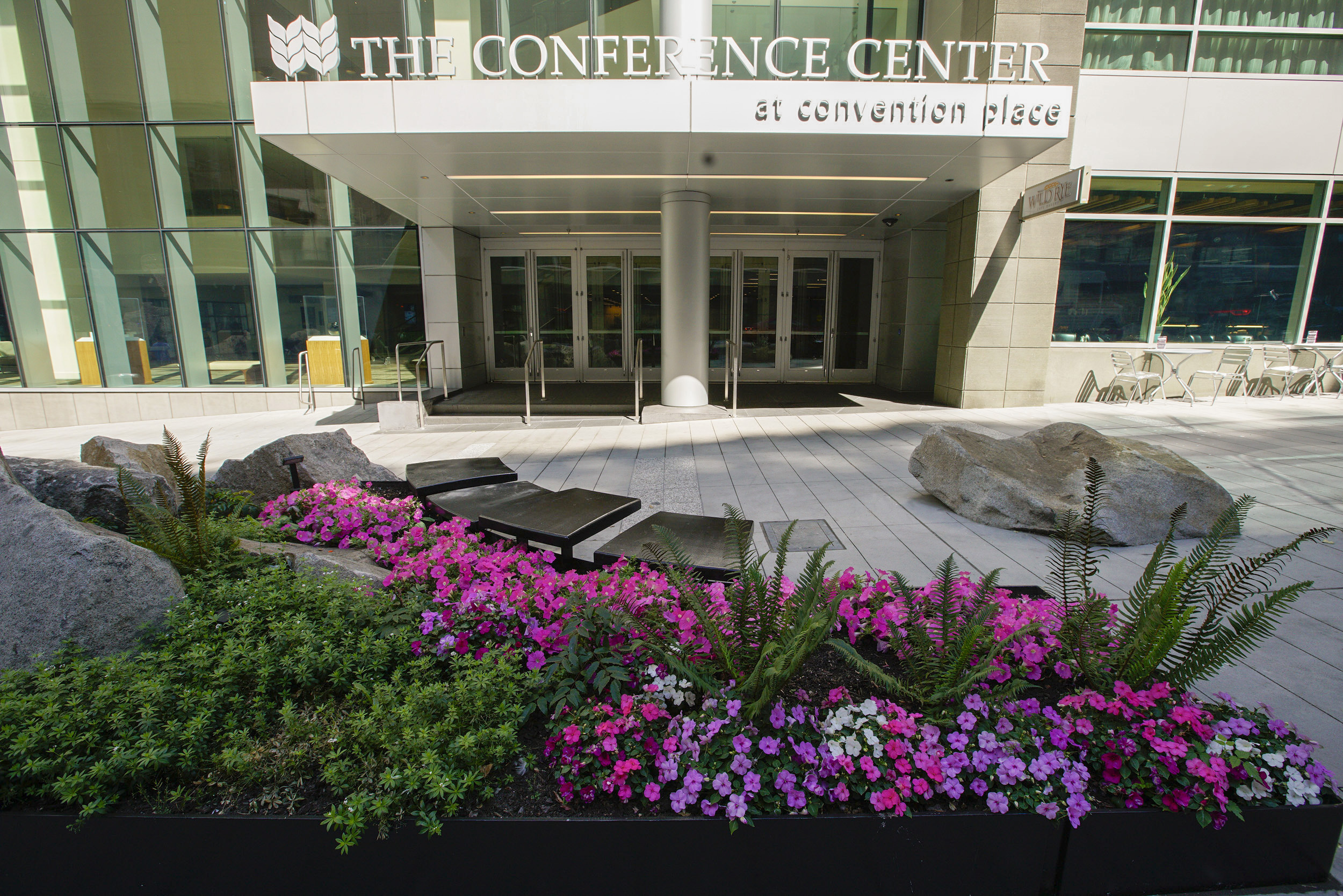 The Conference Center at WSCC