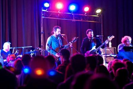 Leavenworth Festhalle