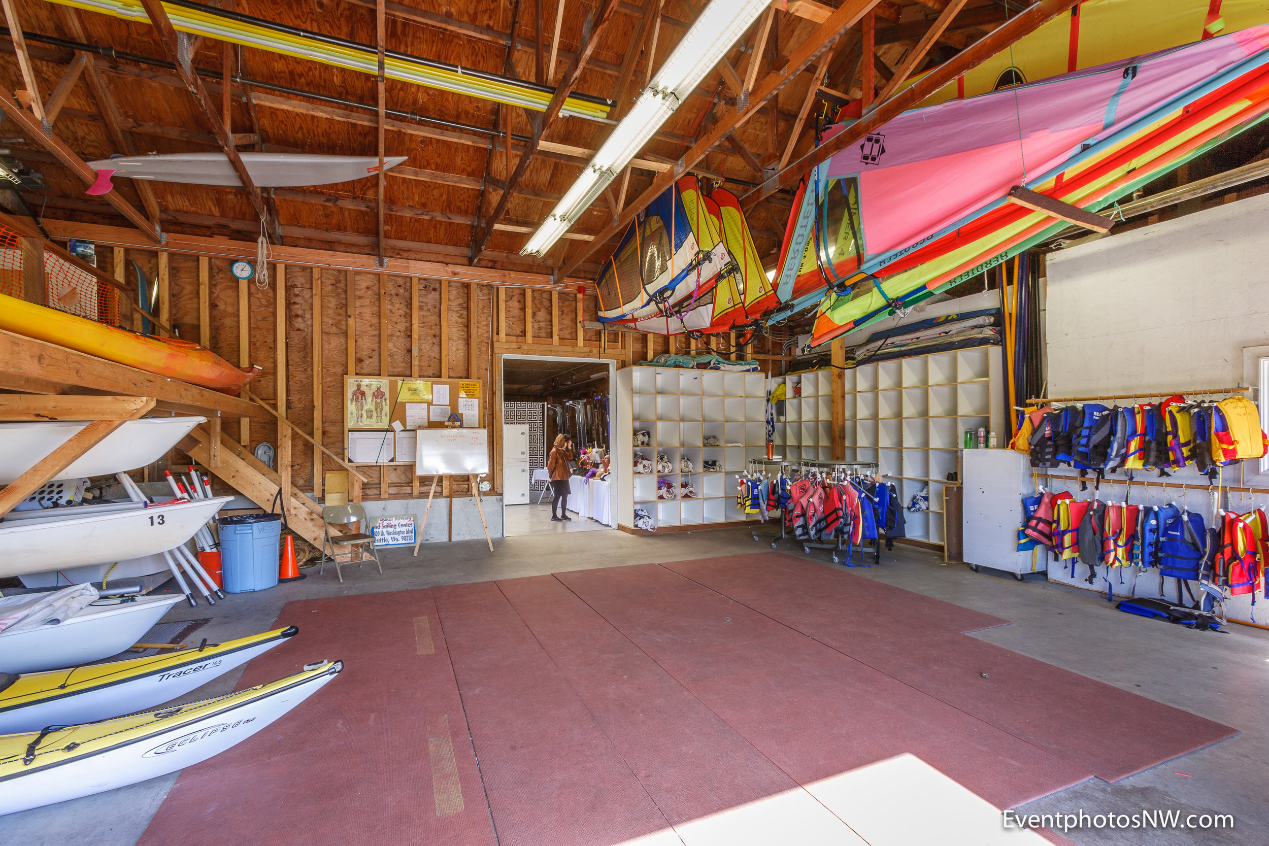 Mount Baker Rowing and Sailing Center