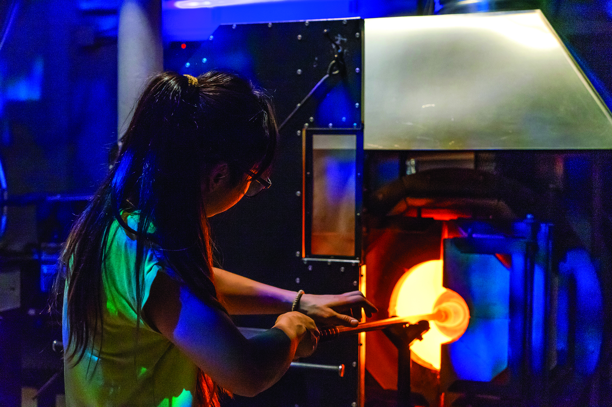 Seattle Glassblowing Studio
