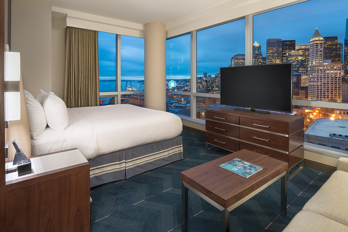 Embassy Suites - Seattle Pioneer Square