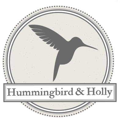 Hummingbird and Holly logo 400px.png