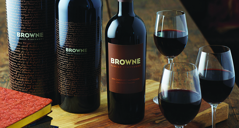 Browne Family Vineyards was 15 years in the making before its first vintage ever debuted. Vineyards, winemakers and cellar masters committed to world-class wine production were carefully and deliberately selected to represent the best of the Columbia Valley AVA.  To date, Browne has received more than 30 scores of 90 points or higher from critical reviews