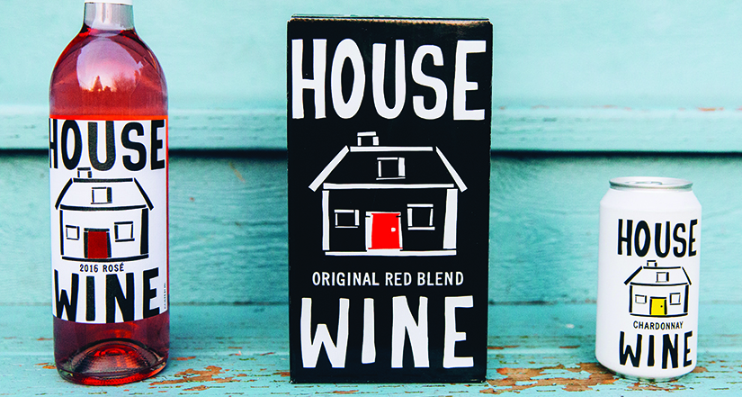 HOUSE WINE was created with the goal of bringing magnificent wine into your home at a magnificent price. The finest quality grapes are selected from high quality vineyards to produce iconic wines that deliver robust and complex flavors. The result is a daily HOUSE pour that every household can enjoy and afford. Welcome this wine into your home and share it with friends and family. My HOUSE is your HOUSE.