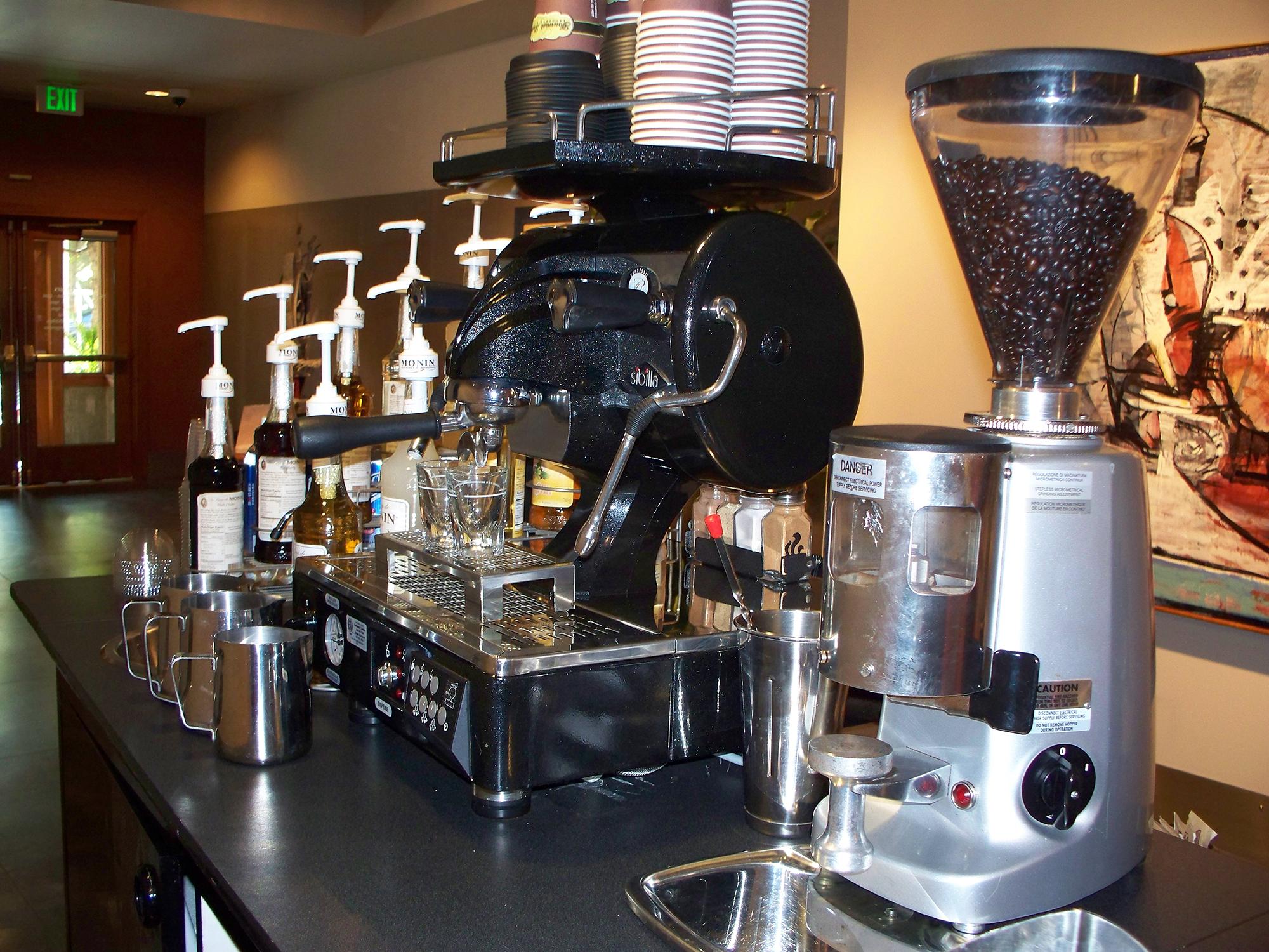 Gourmet Espresso Catering