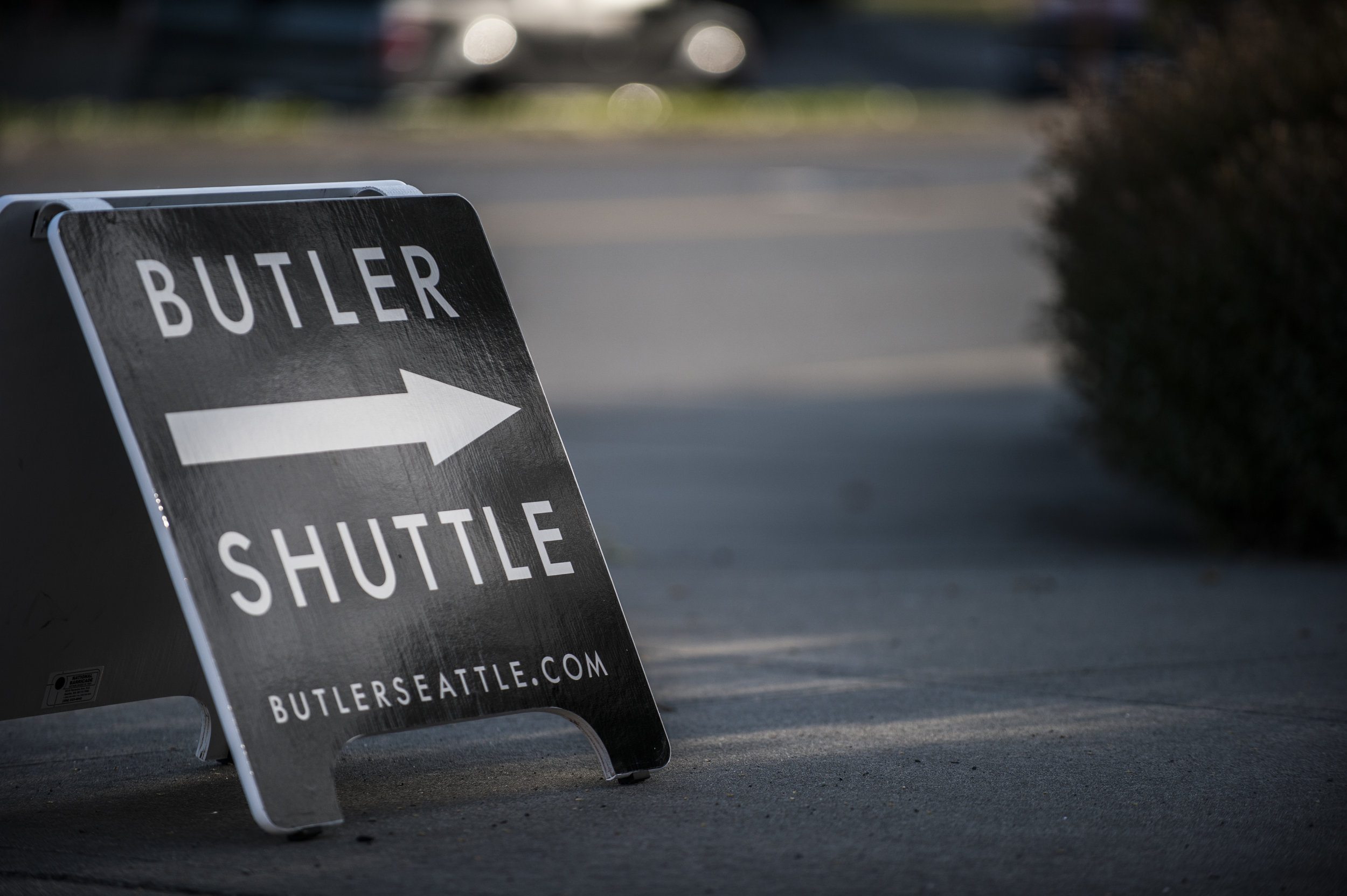 Butler Seattle – Parking Management