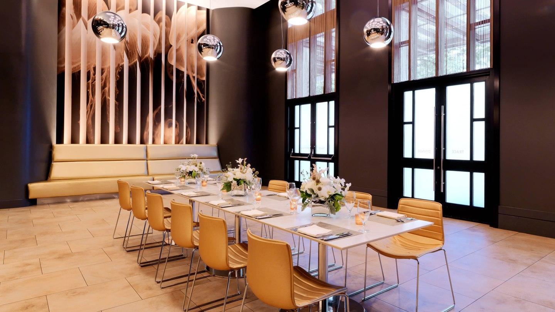 TRACE Restaurant, Bar & Living Room