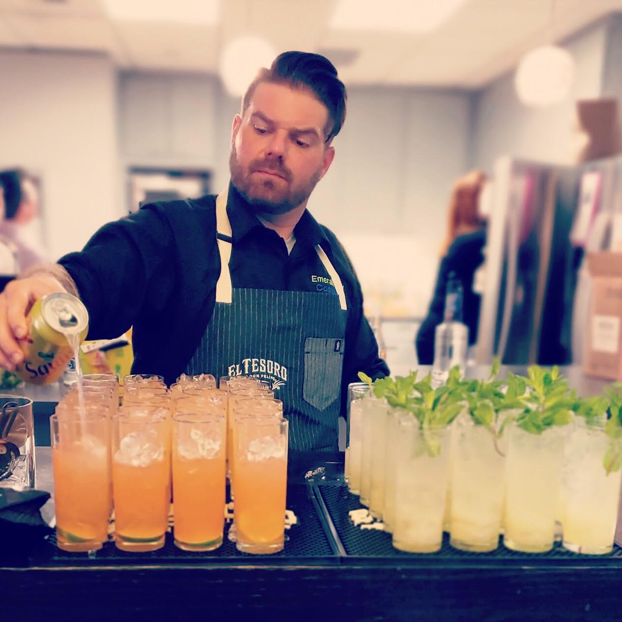Emerald City Cocktails