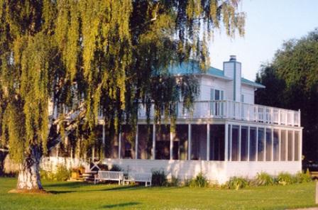 Slack House circa 1900