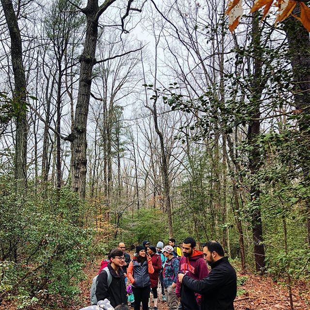 Now that Spring is here, come join us for one of our hikes! Check out the link in our profile for our outings listed on Meetup!  #outdoormuslims #spring #hiking #community
