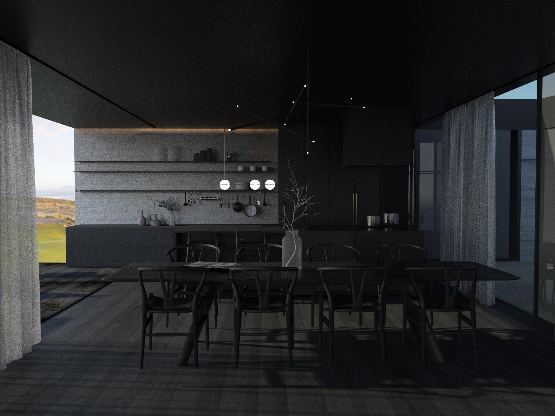 Atelier Aitken Breamtail kitchen dining black.jpg