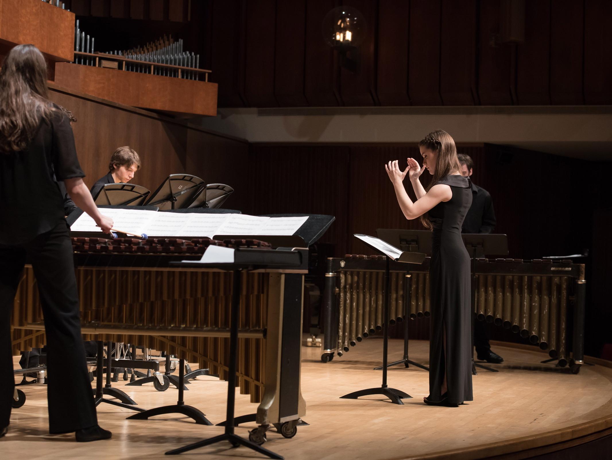 Juilliard Senior Recital