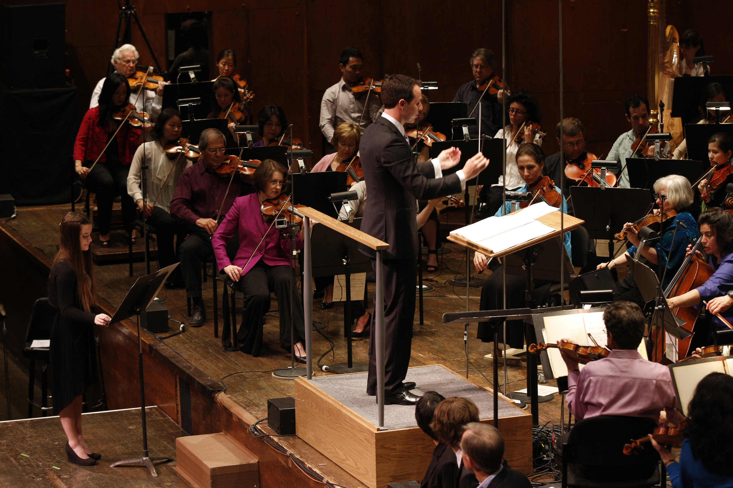 New York Philharmonic Performance