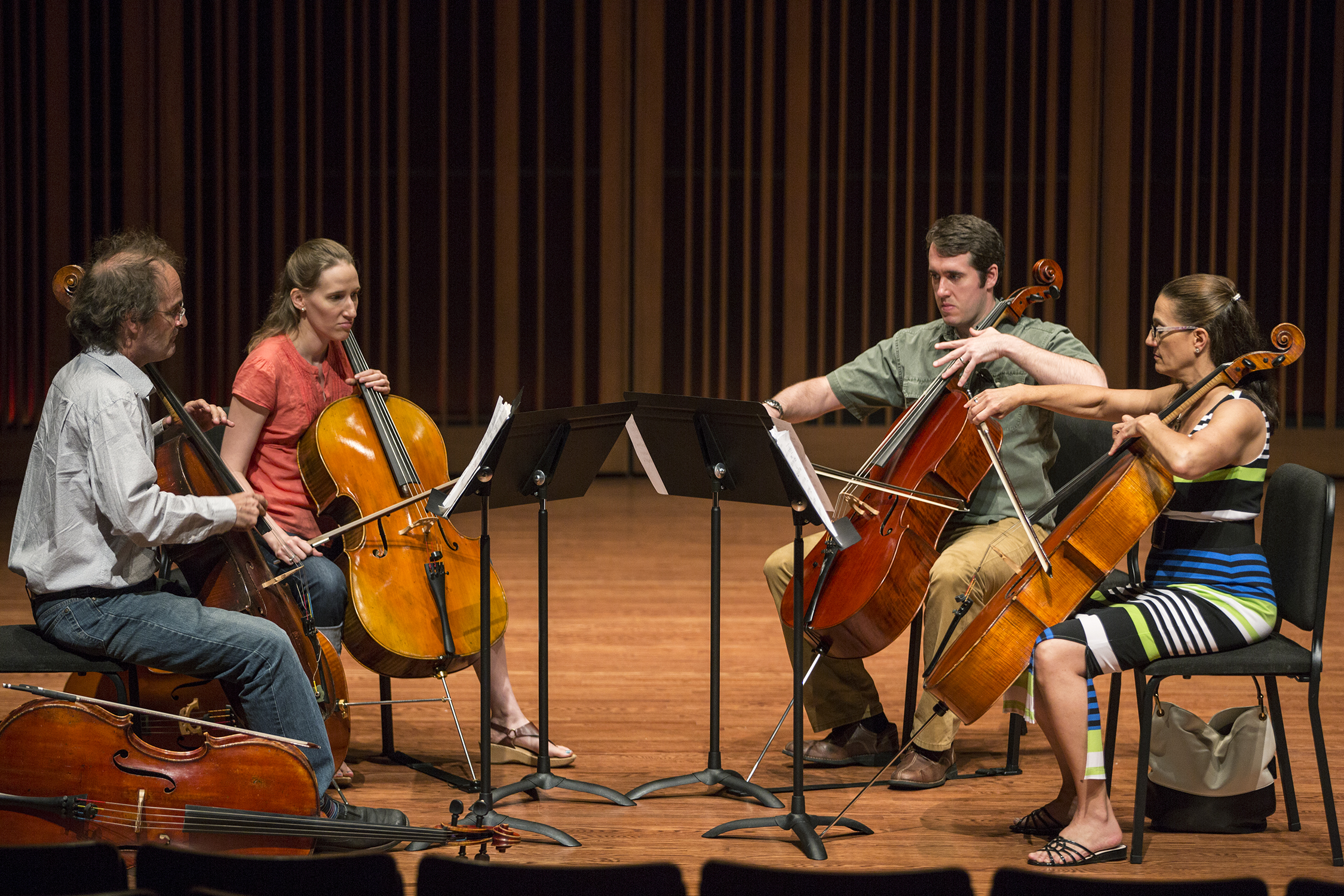 """American Composers Forum """"NextNotes"""" Performance"""